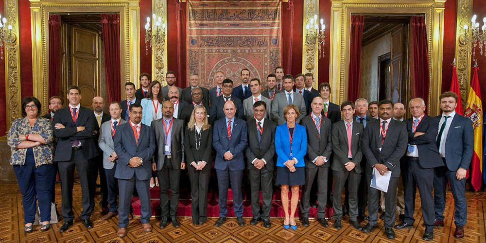 Trade Mission In Navarra Of The Leading Indian Manufacturers Of Wind Energy