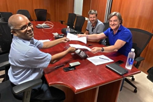 Fluitecnik Establishes An Strategic Alliance With An  Automotive Sector Giant In India – Wheels India Limited
