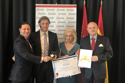 Professional Excellence Award 2019 Awarded To Fluitecnik