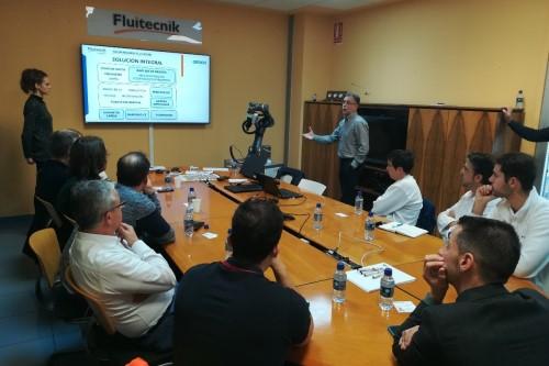 Training Sessions In Fluitecnik
