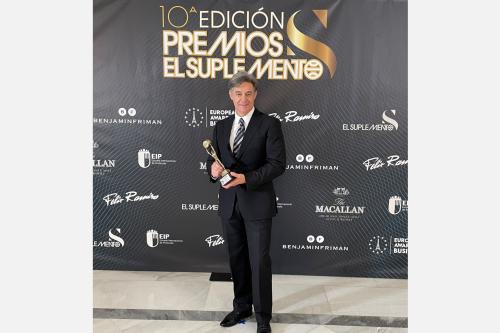 Fluitecnik Recibe El Premio A La Trayectoria Empresarial